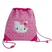 Saco Lache Desporto Hello Kitty Fashion