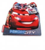 Saco lanche desporto Disney Cars Neon City