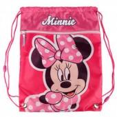 Saco lanche desporto Disney Minnie 29,5x35cm