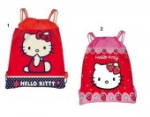 Saco Lanche Desporto Hello Kitty  Red