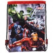 Saco lanche desporto Marvel Avengers Assemble