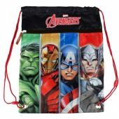 Saco lanche desporto Marvel Avengers The Team