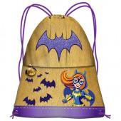 Saco lanche desporto Superhero Girls DC Batgirl