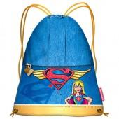 Saco lanche desporto Superhero Girls DC Supergirl