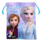 Saco Lanche Frozen 2 Believe 26cm