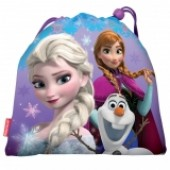 Saco lanche Frozen Best Friends