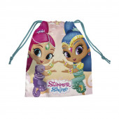 Saco Lanche Shimmer and Shine 25cm