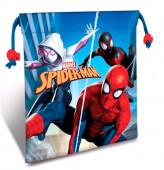 Saco Lanche Spiderman Marvel 22cm