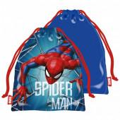 Saco Lanche Spiderman Marvel 26cm