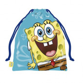 Saco Lanche Sponge Bob 26cm