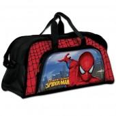 Saco mala desporto homem aranha grande