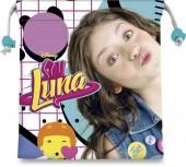 Saco mochila 22cm Sou Luna - sortido