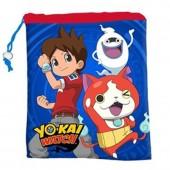 Saco mochila 25cm Yo-Kai Watch