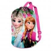 Saco mochila 40cm Frozen Disney - Never Stop Dreaming
