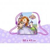 Saco mochila 41cm Princesa Sofia