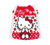 Saco mochila 44 cm Hello Kitty - Cherrie