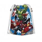 Saco Mochila 44cm Avengers