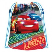 Saco mochila 44cm Cars - Lead With Light.
