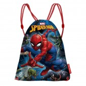Saco mochila 44cm de Spiderman - Danger