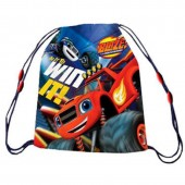 Saco mochila Blaze e as Monster Machines 41cm