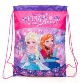 Saco mochila com cordões 35cm de Frozen E&A