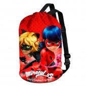 Saco mochila de Ladybug - Defenders