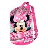 Saco mochila de Minnie Disney Bubblegum 40cm