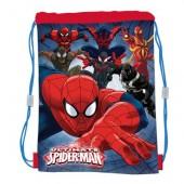 Saco Mochila de Spiderman 41cm