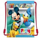 Saco mochila/desporto de Mickey Mouse - Play