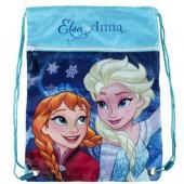 Saco mochila desporto lanche Frozen Sisters Winter