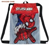 Saco mochila desporto lanche Marvel do Spiderman