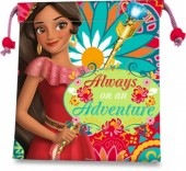 Saco Mochila Elena de Avalor- Always on an Adventure - 22cm