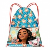 Saco Mochila escolar 42cm  Vaiana Disney - Find Your Way