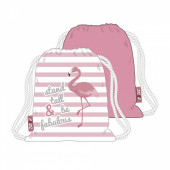 Saco mochila Flamingo