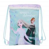 Saco Mochila Frozen 2 Spirit of Adventure 34cm