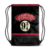 Saco mochila Hogwarts Express 9 3/4 Harry Potter