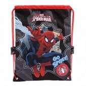 Saco mochila lanche desporto Marvel Spiderman Go Spidey