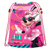 Saco Mochila Lanche ou Desporto Minnie Got a Ticke