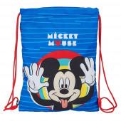 Saco Mochila Mickey Me Time 34cm