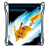 Saco Mochila Pokémon Pikachu