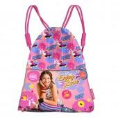 Saco mochila Sou Luna 41cm - Enjoy Love