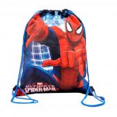 Saco Mochila Spiderman Marvel 38cm