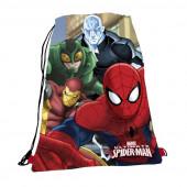 Saco Mochila Spiderman Ultimate 38cm