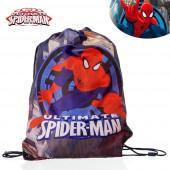Saco Mochila Spiderman