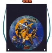 Saco Mochila Star Wars Rebeldes 43cm