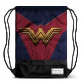 Saco Mochila Wonder Woman DC Comics Emblem 48cm