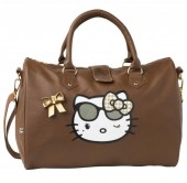 Saco Ombro c/ Alsa Hello Kitty Diva