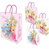 Saco prenda Princesas Disney Grande (pack 12 unid)