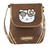 Saco Tiracolo Slim Hello Kitty Diva