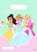Sacos brinde festa Princesas Disney 6 unid